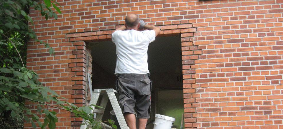 Ombygning og Renovering
